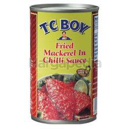 TC Boy Fried Mackerel In Chillis Sauce 155gm