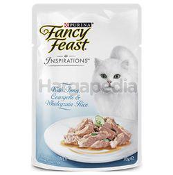 Fancy Feast Inspiration Cat Food Pouch Tuna 70gm