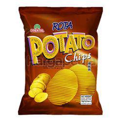 Rota Potato Chips BBQ 70gm