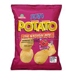 Rota Potato Chips Tomato 70gm