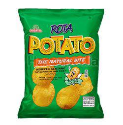 Rota Potato Chips Natural 70gm