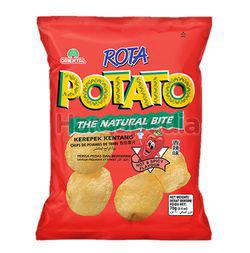 Rota Potato Chips Hot & Spicy 70gm