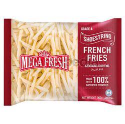 Mega Fresh Fries Shoestring 1kg