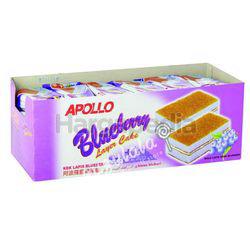 Apollo Blueberry Layer Cake 8x18gm