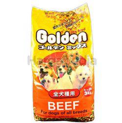 Golden Dog Food Beef 3kg