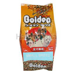 Golden Dog Food Small Breed 3kg