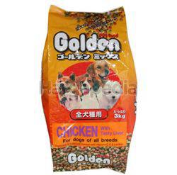 Golden Dog Food Chicken & Liver 3kg
