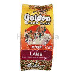 Golden Dog Food Lamb 3kg