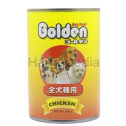 Golden Canned Dog Food  Chicken 400gm