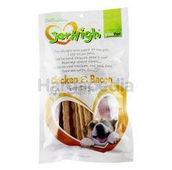 Jerhigh Chicken & Bacon 100gm