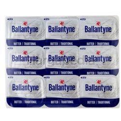 Ballantyne Salted Portion Butter 9x10gm