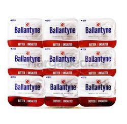 Ballantyne Unsalted Portion Butter 9x10gm