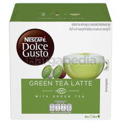 Nescafe Dolce Gusto Green Tea Latte 16s