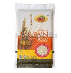Cap Rambutan Brown Rice 2kg