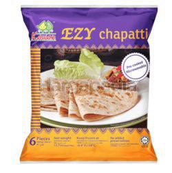 Kawan Brand Ezy Chapatti 6x60gm