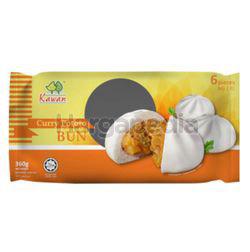Kawan Bun Curry Potato 6s 360gm