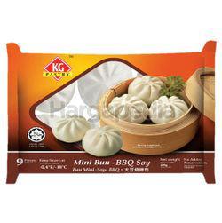 KG Pastry Mini Bun BBQ Soy 270gm