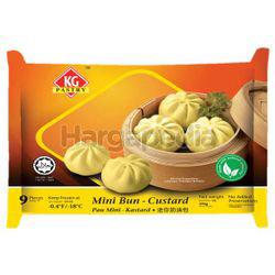 KG Pastry Mini Bun Custard 270gm
