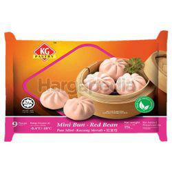 KG Pastry Mini Bun Red Bean 270gm