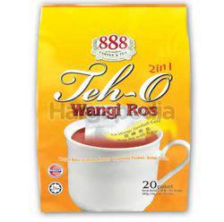 888 2in1 Tea-O Wangi Ros 20x14gm