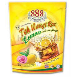 888 Uncang Teko Teh Wangi Ros Lemon 20x2gm