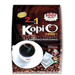 888 2in1 Kopi-O With Arabica 20x25gm
