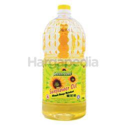 Green Love Sunflower Oil 2lit