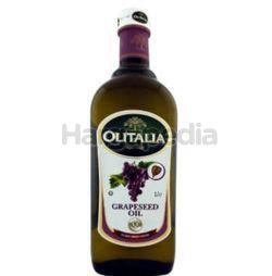 Olitalia Grapseed Oil 1lit