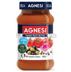 Agnesi Olive Pasta Sauce 400gm