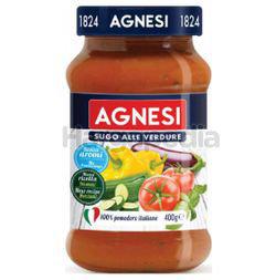Agnesi Verdure  Pasta Sauce 400gm