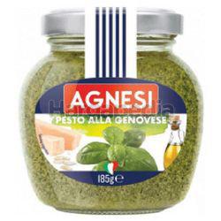Agnesi Pesto Genovese Sauce 185gm