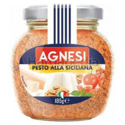Agnesi Pesto Siciliana 185gm