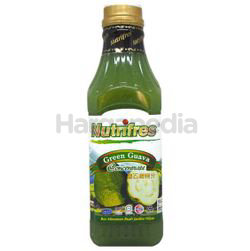 Nutrifres Juice Concentrated Green Guava 1lit