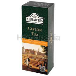 Ahmad Tea Ceylon Tea 25s