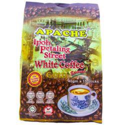 Apache Petaling Street White Coffee 15x40gm