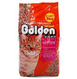 Golden Cat Kitten 3kg