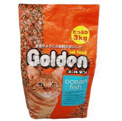 Golden Cat Ocean Fish 3kg