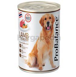 Pro Balance Can Dog Food Lamb 400gm