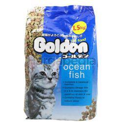 Golden Cat Ocean Fish 1.5kg