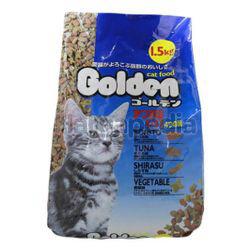 Golden Cat Gourmet 4-Mix 1.5kg