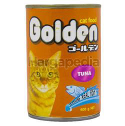 Golden Canned Cat Food Tuna 400gm