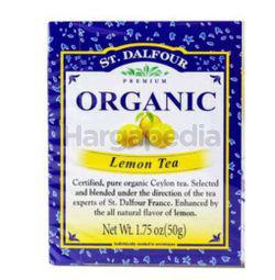 St Dalfour Organic Lemon Tea 25s
