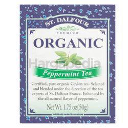 St Dalfour Organic Peppermint Tea 25s