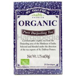 St Dalfour Organic Pure Darjeeling Tea 25s