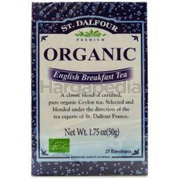 St Dalfour Organic Classic Breakfast Tea 25s