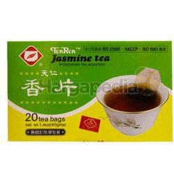 Ten Ren Jasmine Tea Bags 20x2gm