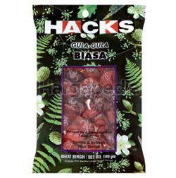 Hacks Candy Regular 100gm
