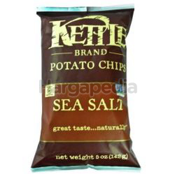 Kettle Chips Sea Salt 142gm