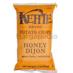 Kettle Chips Honey Dijon 142gm