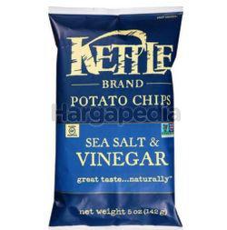 Kettle Chips Sea Salt & Vinegar 142gm